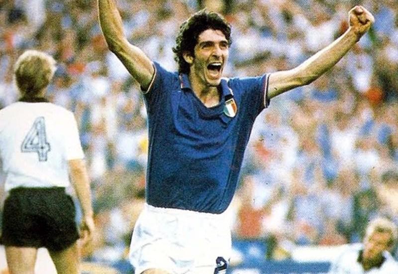 Paolo Rossi España 1982