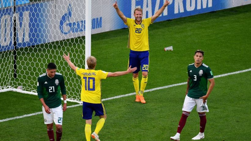 Mexico Suecia Rusia 2018