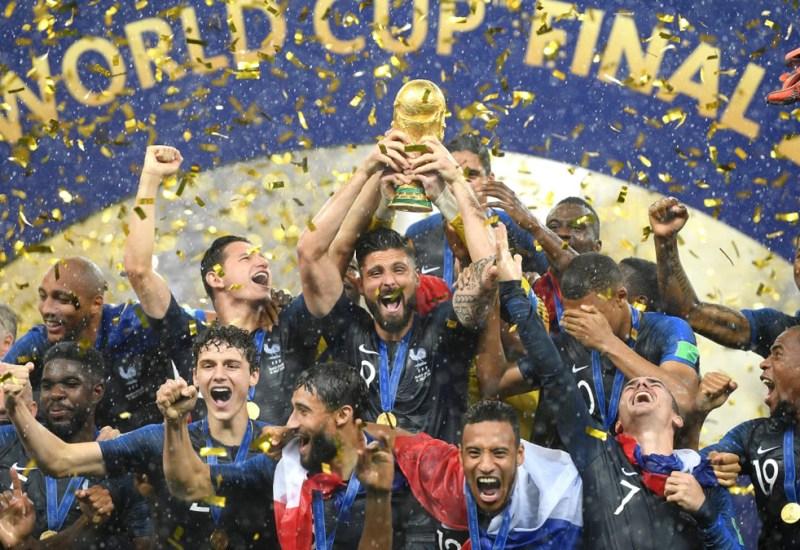 Francia, un campeón que explotó sus virtudes