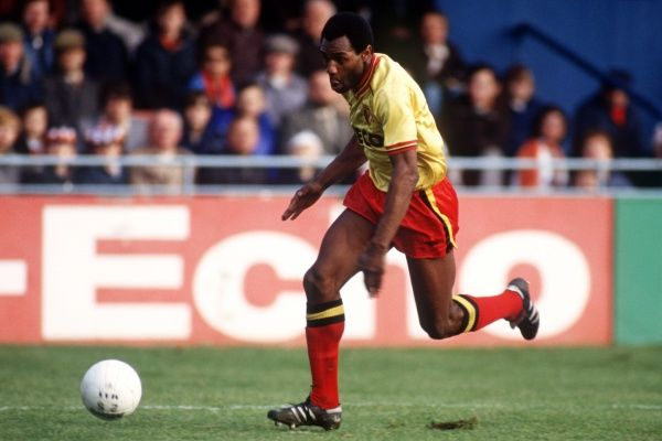 Luther Blissett, Watford