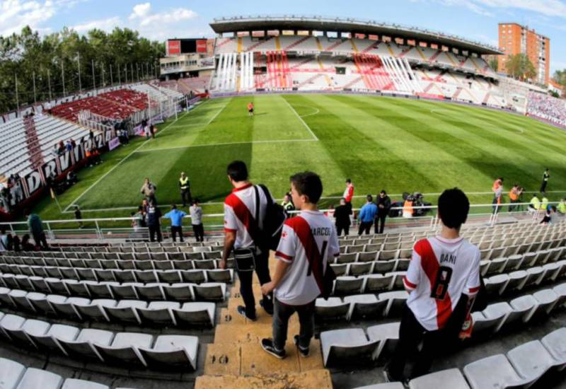 Estadio Rayo Vallecano