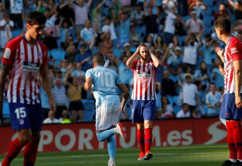 El mal arranque de Liga del Atlético de Madrid
