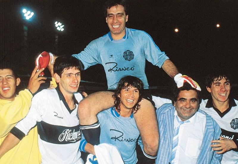 Grandes Equipos: Olimpia 1990