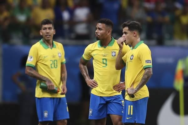 Brasil no tuvo fluidez ni juego para vencer a la Vinotinto