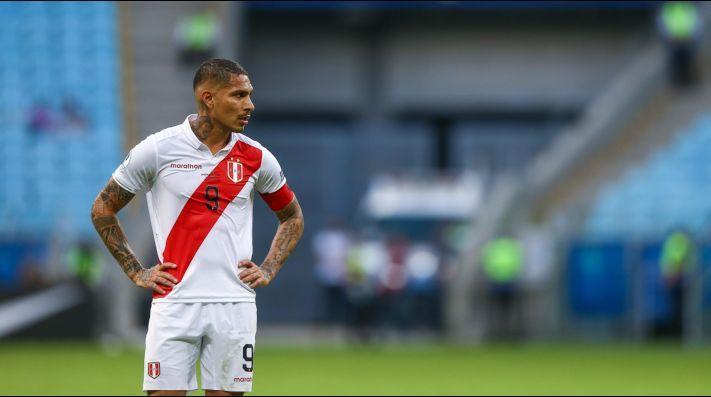Paolo Guerrero Venezuela Copa America 2019