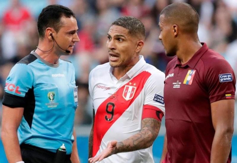 Peru Venezuela Copa America 2019