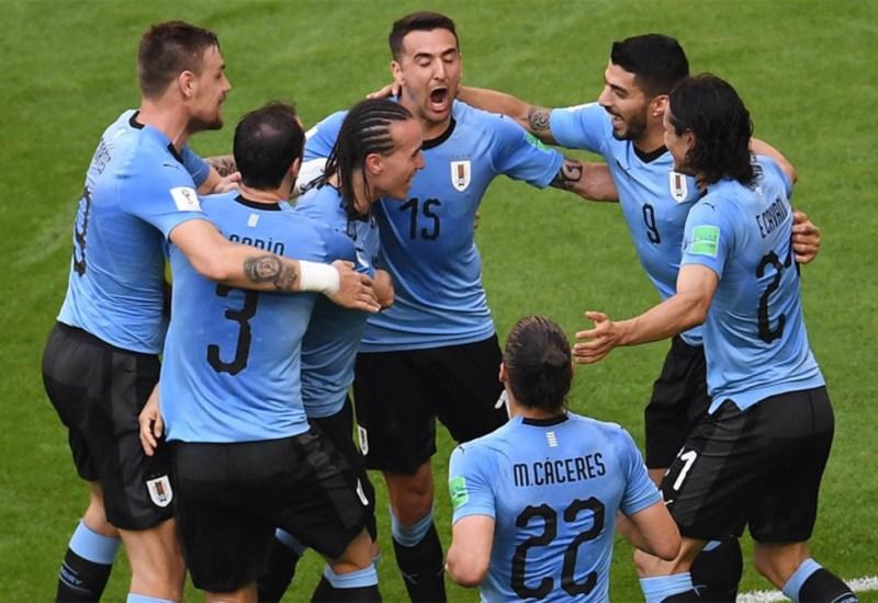 Uruguay sueña a partir de su agresividad ofensiva