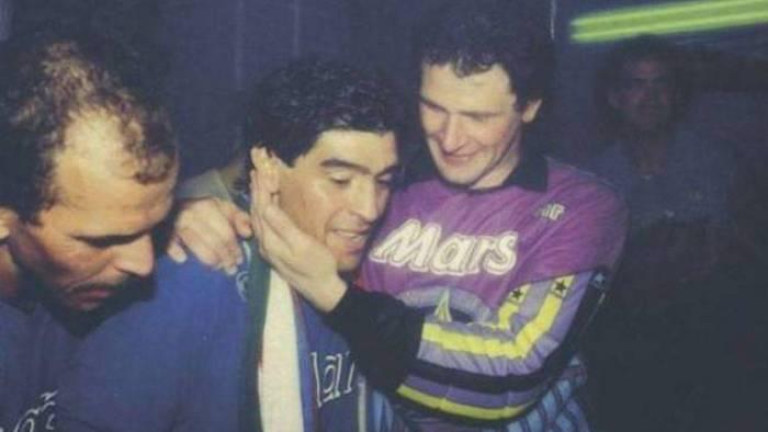 Giuliani Maradona