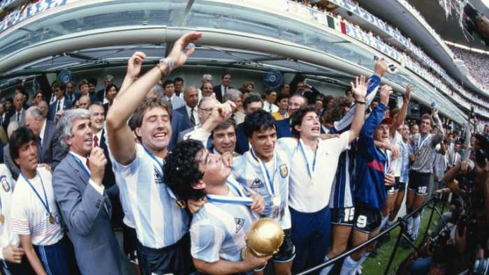 Mundial 86 Argentina