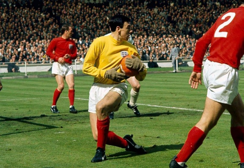 Grandes Arqueros: Gordon Banks