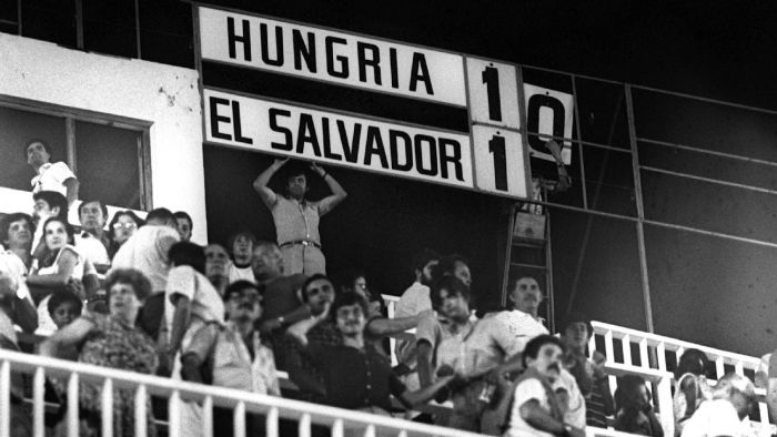 Hungría El Salvador