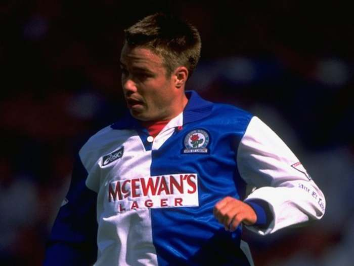 Le Saux Blackburn
