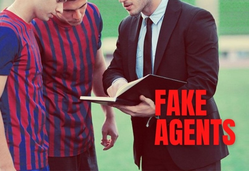 FAKE AGENTS