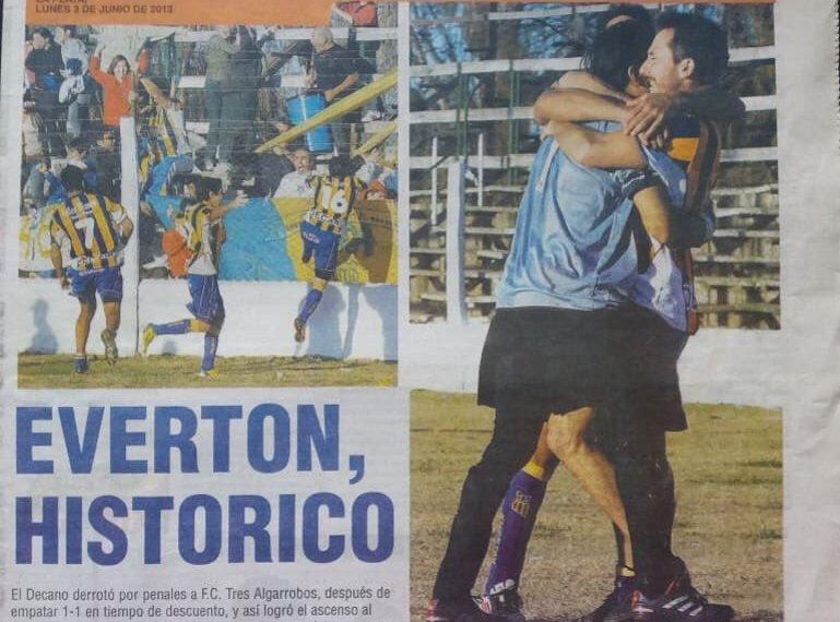 El histórico ascenso al Argentino B.