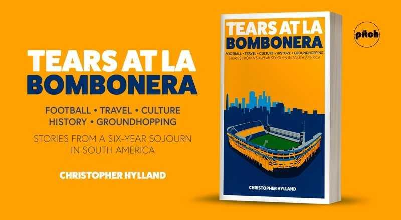 La portada de Tears at La Bombonera