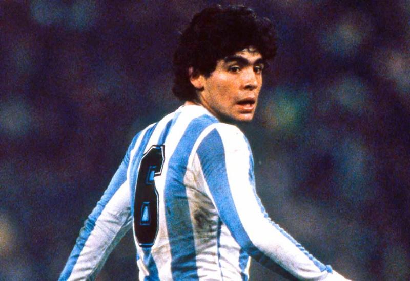 Maradona Copa America 1979