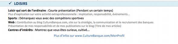 competences cv culture