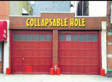 collapsablehole