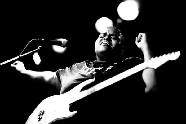 Toshi Reagon. Photo by Bernie DeChant