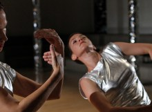 Sarah Skaggs and Cori Kresge in The New Ecstatic Photo Credit: Julie Lemberger
