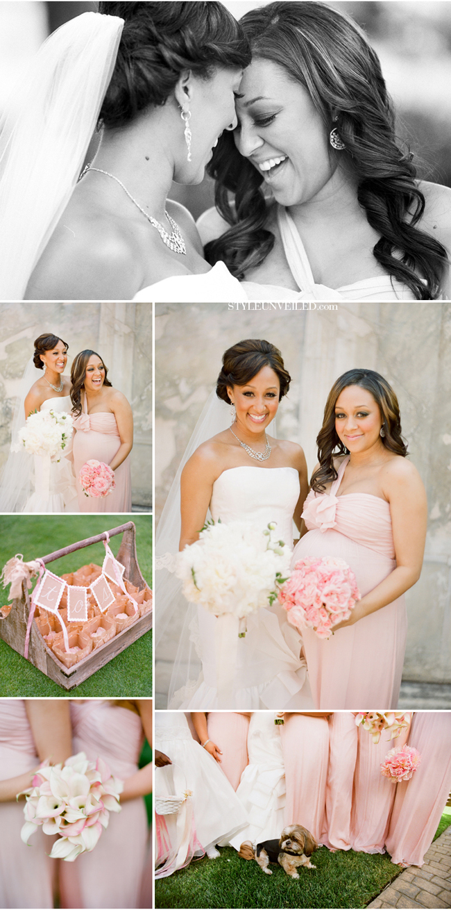 Tamera Mowry's Wedding