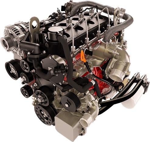 R28 Turbo Diesel Cummins Inc
