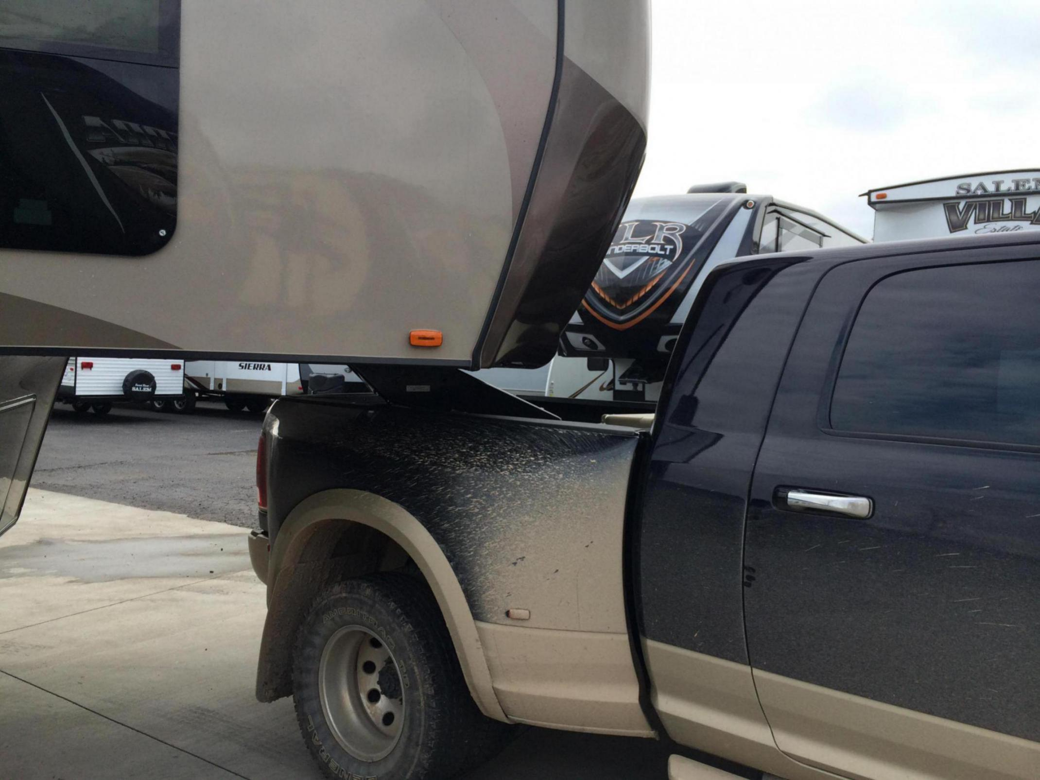 Update Towing 5th Wheel W Megacab Shortbed Dodge