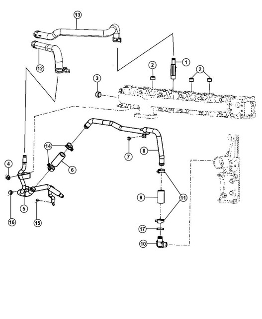 cummins isx egr wiring diagram