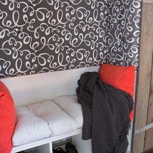 Fab Furniture Flippin Contest | Ikea Hack | C&C