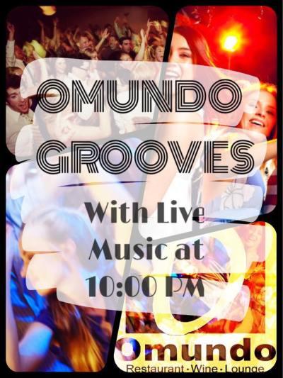 Omundo Grooves at Omundo Curacao