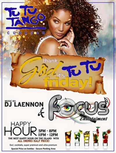 Thank God its TuTu Friday at Tu Tu Tango
