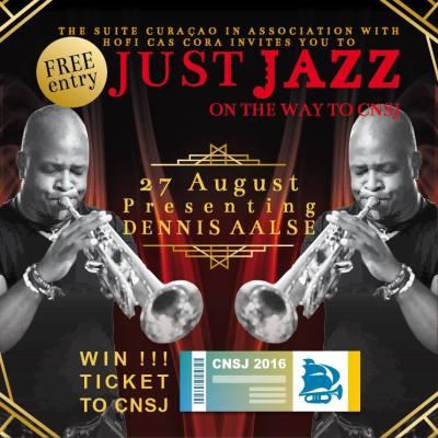 Just Jazz at Hofi Cas Cora Curacao