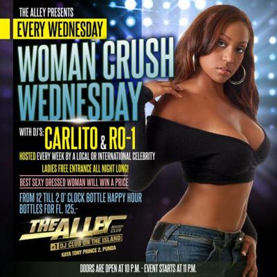 Woman Crush Wednesday at The Alley Curacao