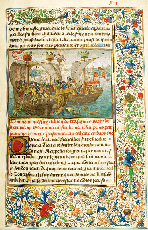 Roman de Gillion de Trazegnies
