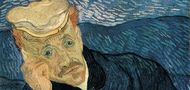 """Vincent Van Gogh's """"Doctor Gachet"""""""