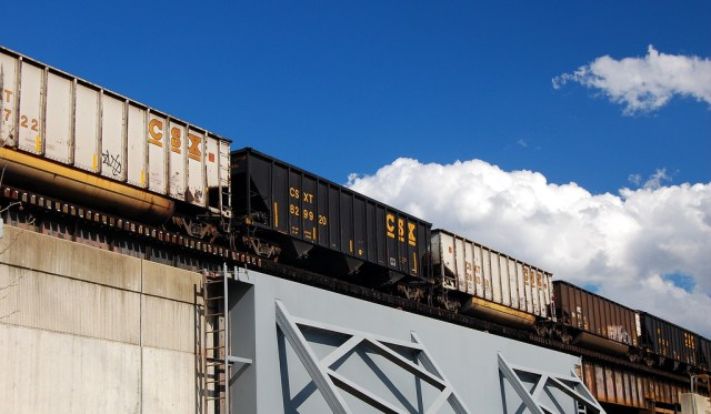 Trains in the Sky