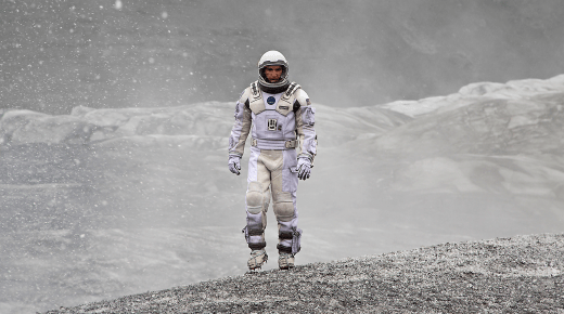 <i>Interstellar</i>, Science Fiction and the Odyssey of Love