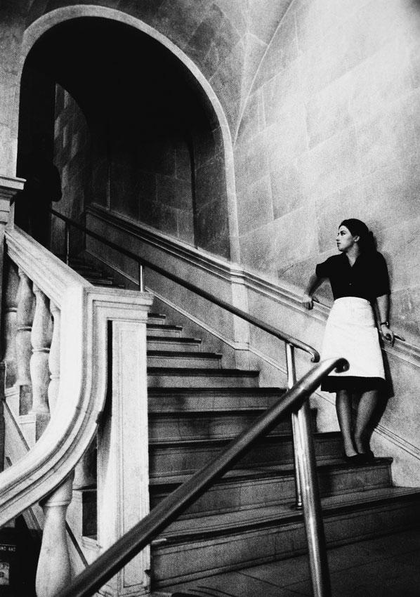 Cindy Sherman, Untitled Film Still #65 1980 Cindy Sherman American, born 1954 Gelatin silver print 40 x 30 inches
