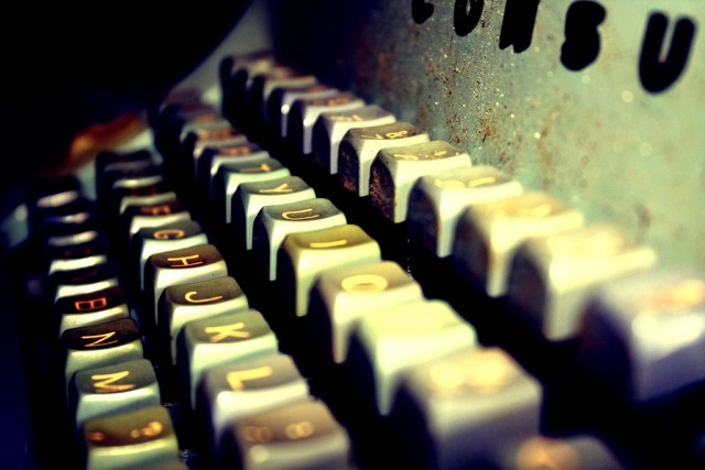 70's Typing