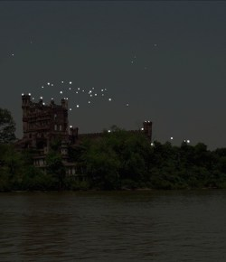 Noteworthy: <i>Constellation</i> at Bannerman Castle