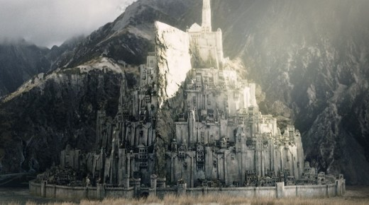 Noteworthy: Realise Minas Tirith