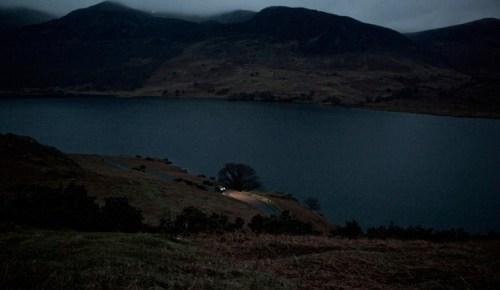Darkened Not Completely Dark & Water to Live Water to Die