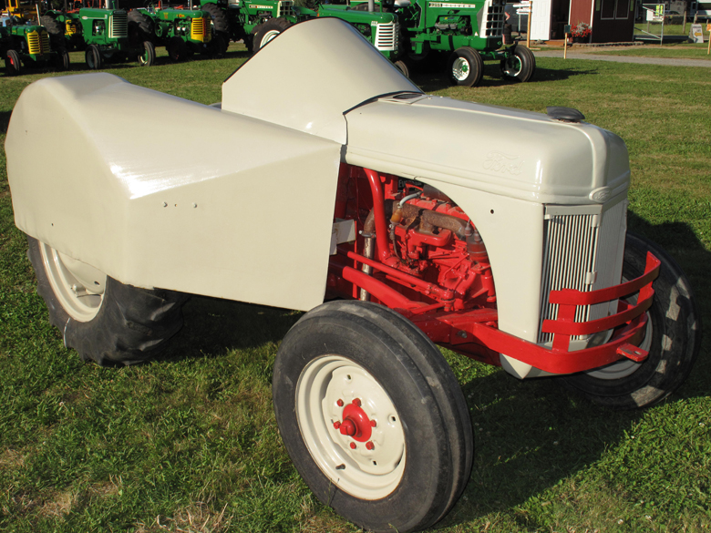 Ag History Ford N Series Tractors And The Handshake That Changed