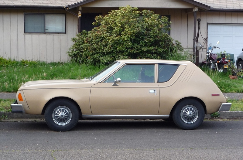 Curbside Classic Amc Gremlin 1971 Small Car Comparison