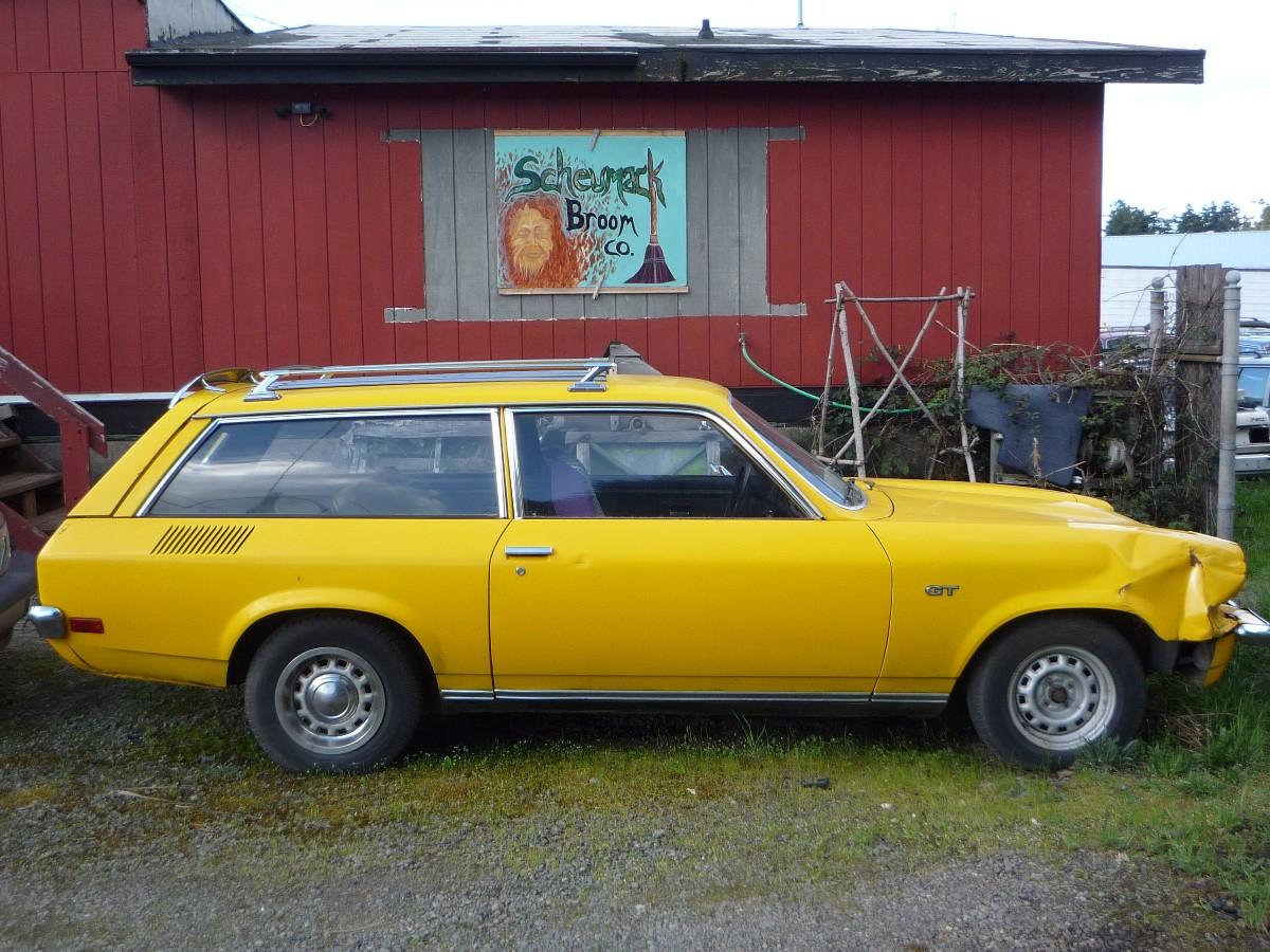 cc chevrolet vega winner of 1971 small car comparison and gm s deadly sin no 2. Black Bedroom Furniture Sets. Home Design Ideas