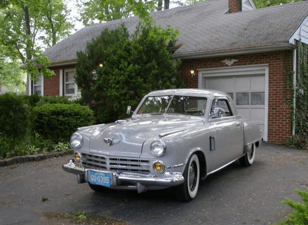 Studebaker 1947 Commander
