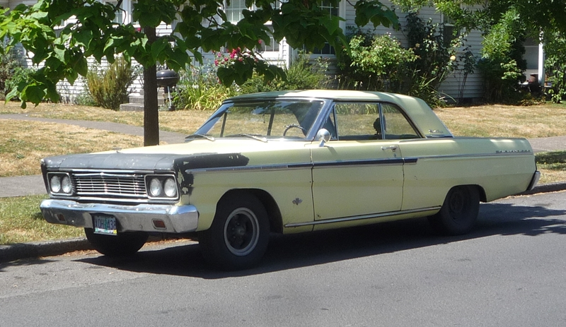 Classic Curbside Classic 1965 Ford Fairlane Sports Coupe