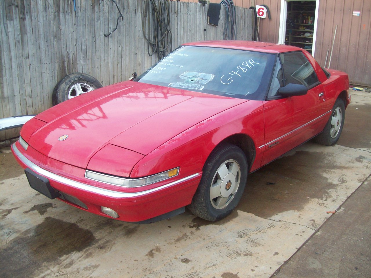 Curbside Classic  1989 Buick Reatta  U2013 A Pudding With No Theme