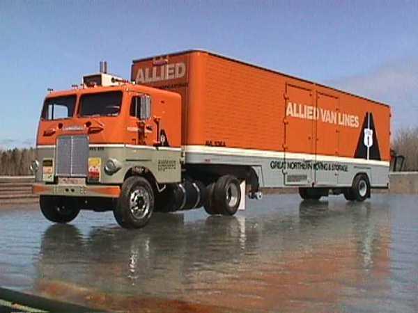 Freightliner COE allied