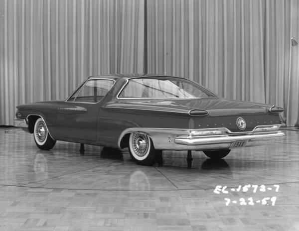 Plymouth 1962 SS rq